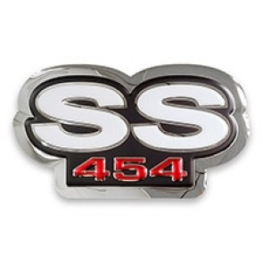 Camaro Super Sport | 454 Badge Eblem Sign