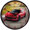 "Camaro ZL1 | 14"" LED Backlit Clock"