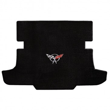 Corvette 1997-2004 Coupe Cargo Mat Black Ultimat C5 Logo