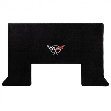 Corvette 2001-2004 Z06 Cargo Mat Black Ultimat C5 Logo