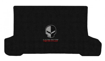"Corvette Racing ""Jake"" Ultimat™ Convertible Cargo Mat - Jet (2014 & up)"