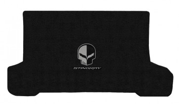 "Corvette Stingray ""Jake"" Ultimat™ Convertible Cargo Mat - Jet (2014 & up)"