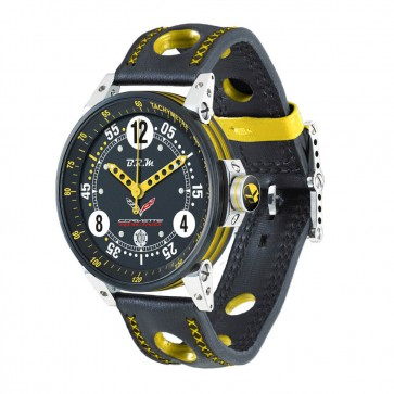 V6-44-COR-02 - Corvette C7.R Collection Timepiece