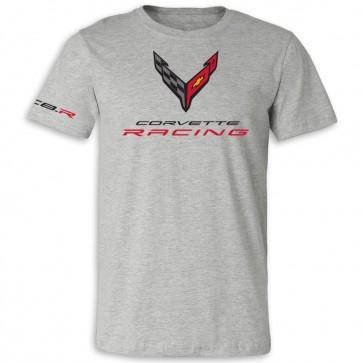 Corvette Racing C8.R | Crossed Flags Tee
