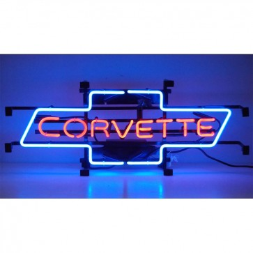 Corvette Bowtie | Neon Sign