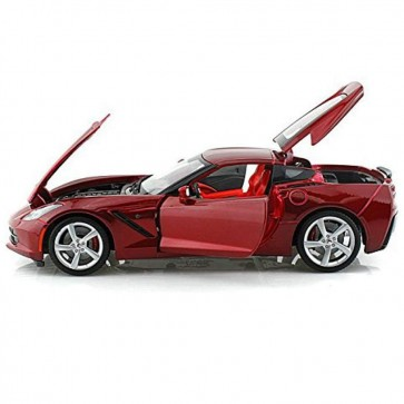1:18 Scale Corvette Stingray | Red Die Cast