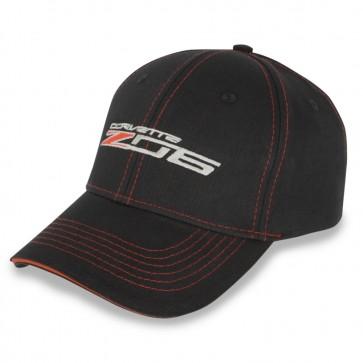 Z06 Driver's Cap - Black