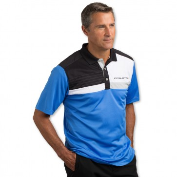 Stingray Marquis Polo | Ocean Blue