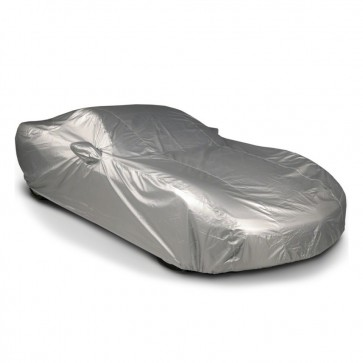 C7 Stingray Coupe Silverguard Plus Outdoor Cover- Silver