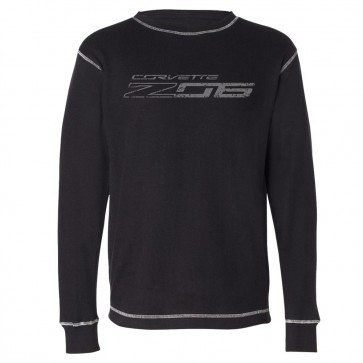 Vintage Corvette Z06 Thermal | Black