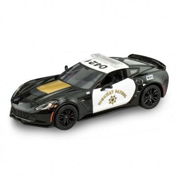 1:24 Scale Corvette Z06 Highway Patrol