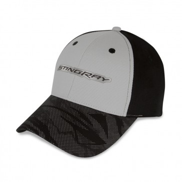 Stingray Stealth Cap | Gray/Black