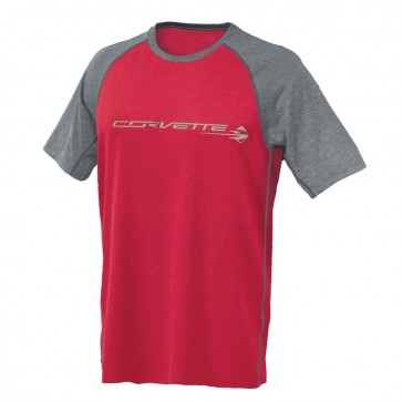 Stingray Performance Tee | Red