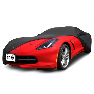 C7 Stingray Coupe | Outdoor Cover - Charcoal
