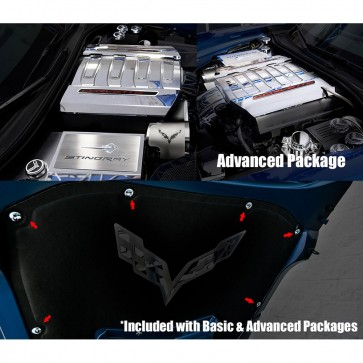 C7 Corvette Engine Kit | Advanced Package