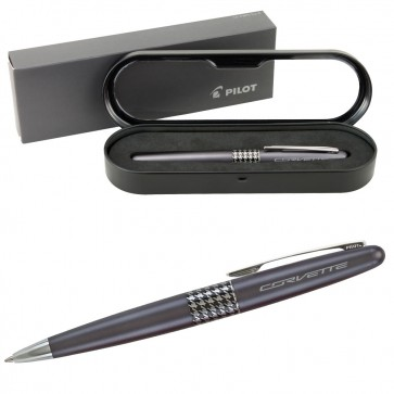 Corvette Pilot Ballpoint Pen | Deep Gray