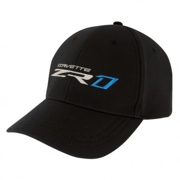 Explorer Softshell Water-Resistant Cap - Black