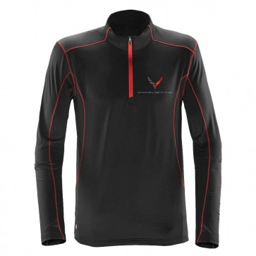 2020 Corvette | Stingray Quarter-Zip Fleece