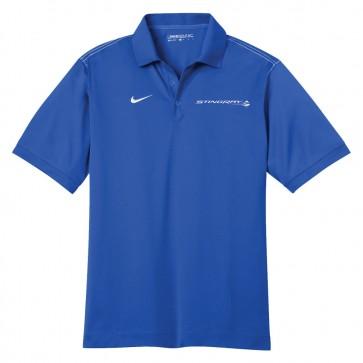 Nike Dri-FIT® Stingray Polo | Blue Sapphire