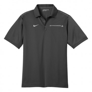 Nike Dri-FIT® Stingray Polo | Flint Gray