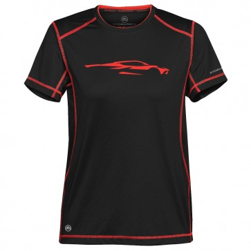 2020 Corvette | Ladies Performance Tee
