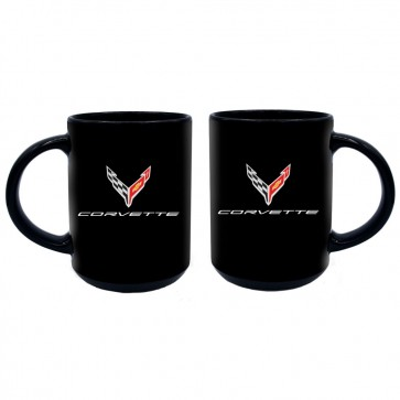 2020 Corvette | 15 oz. Ceramic Mug