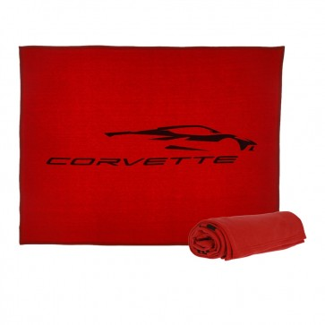 2020 Corvette | Throw Blanket