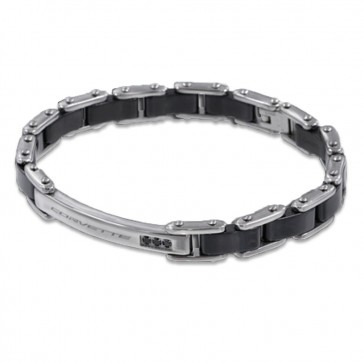 2020 Corvette | Black Ceramic Bracelet 8.25""
