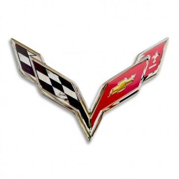 Corvette C7 Emblem Sign | 2014 - 2019