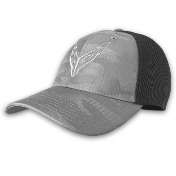 C8 Corvette New Era® | Camo Cap
