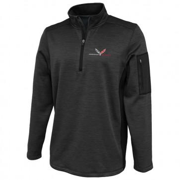 Grand Sport Quarter-Zip | Graphite