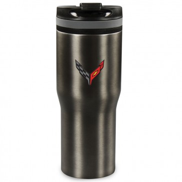 2020 Crossed Flags | Vacuum Tumbler 20 oz