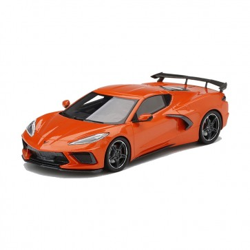 1:43 Scale 2020 Corvette | Stingray with High Wing