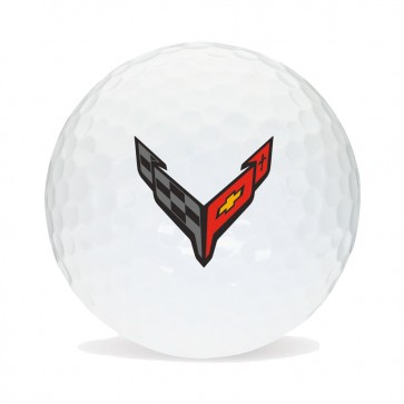 C8 Corvette Titleist® | Pro V1x® Golf Balls