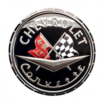 Corvette C1 Emblem Sign | 1953 - 1962