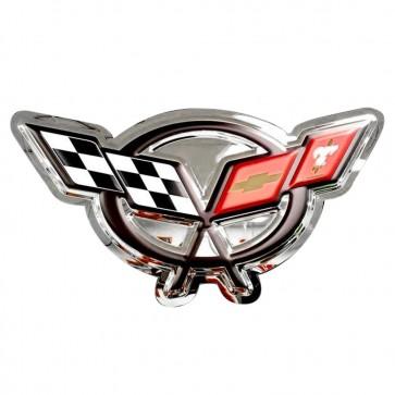Corvette C5 Emblem Sign | 1997 - 2004