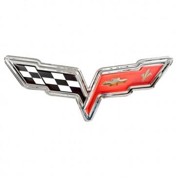 Corvette C6 Emblem Sign | 2005 - 2013