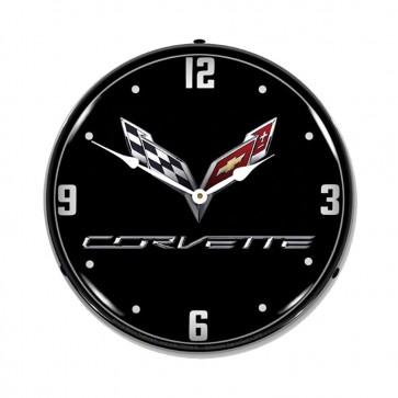 C7 Corvette | LED Clock