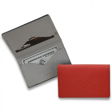 2020 Corvette Leather | Card Cases - 8 Colors