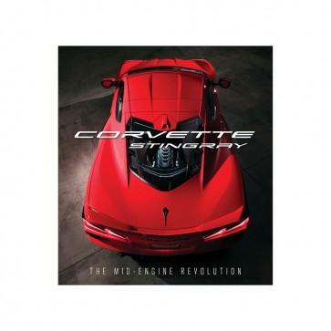 """Corvette Stingray: The Mid-Engine Revolution"" Book"