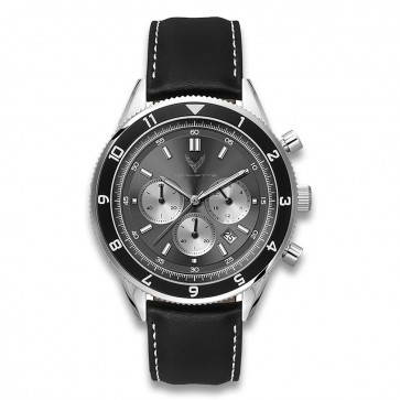 2020 Corvette Stainless Steel Chronograph Watch