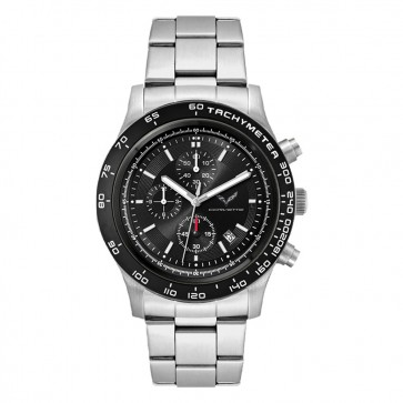 C7 Stingray Drivers Watch - Silver