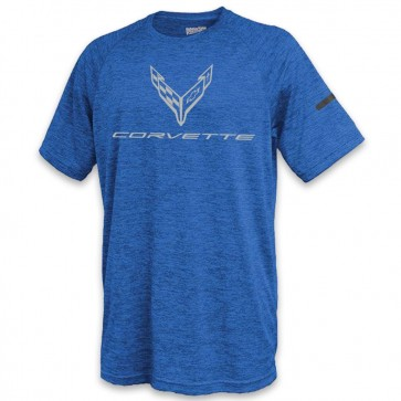 C8 Performance Tee | Navy
