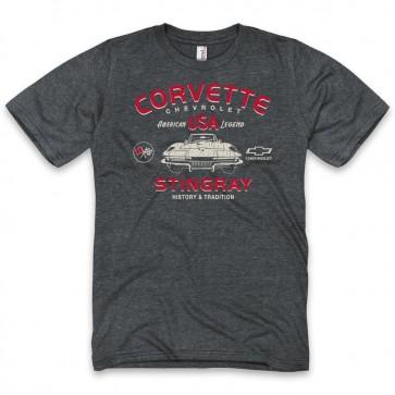 Corvette History & | Tradition Tee