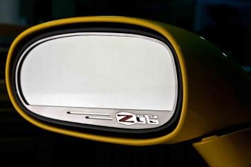 Corvette C6 Z06 Side View Mirror Set (Auto-Dim)