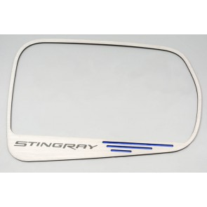 2014 Stingray Side View Mirror Trim (Auto-Dim)