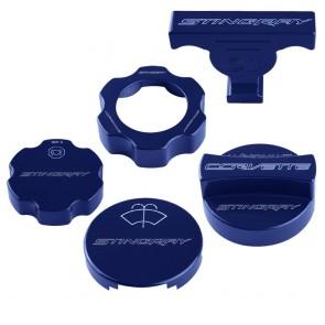 C7 Under Hood Cap Cover Kit - Stingray Signature