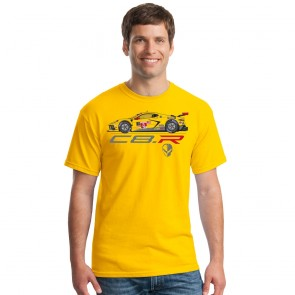 Corvette Racing C8.R | #3 Car Tee