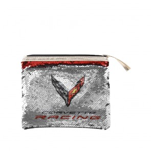 Corvette Racing C8.R | Reverse Sequins Bag