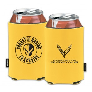 Corvette Racing C8.R | Trackside KOOZIE® - Yellow